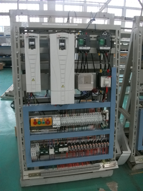 Electrical Control P Panel